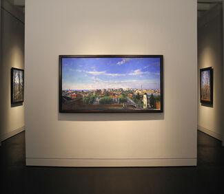 Martin Kotler: Cityscapes, installation view