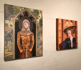 Donna Ceraulo: Trapped in the Past, installation view