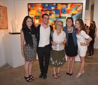 Christie's Education Alumni Mixer, installation view