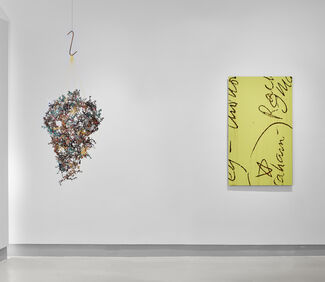 Kim Faler GIVE ME YOUR ANXIETY, installation view