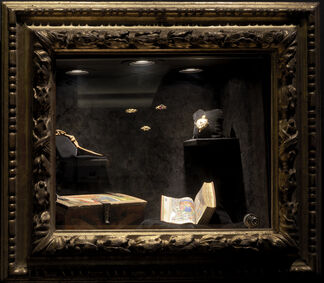 Les Enluminures at Masterpiece Online 2020, installation view