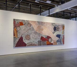 Landscape Obscura, installation view