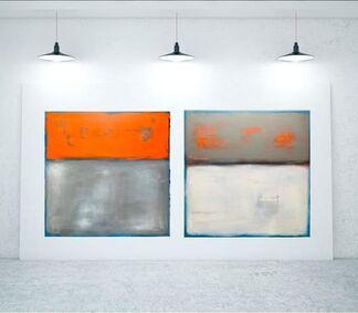 """PERCEPTIONS"", installation view"