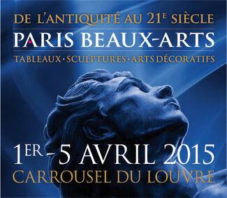 SALON PARIS BEAUX-ARTS 2015, installation view