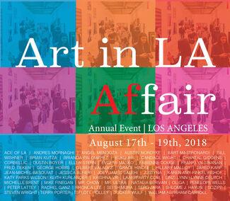 ART in LA Affair, installation view