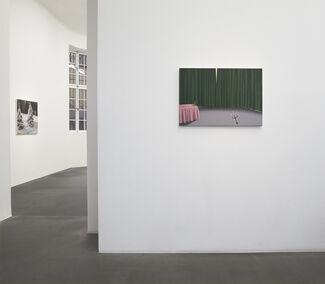 Patrik Andiné Look Inside, installation view