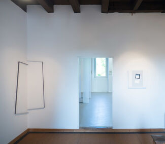 gisela hoffmann + vielschichtig, installation view