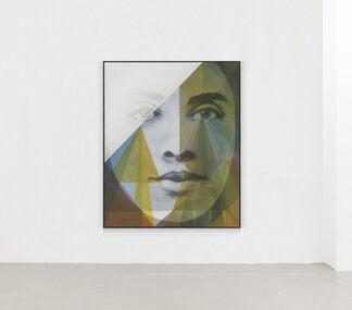 Kadel Willborn at Frieze London 2017, installation view