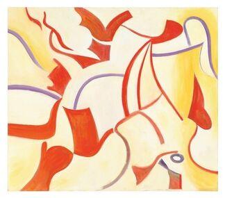 Willem de Kooning: Ten Paintings, 1983-1985, installation view