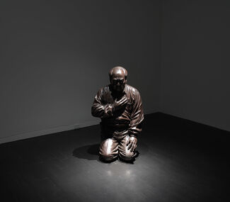 Outside the Lines: New Art From China, installation view