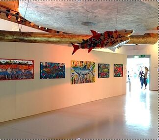 Circle of Life: Sandra Vucicevic and Marko Gavrilovic, installation view