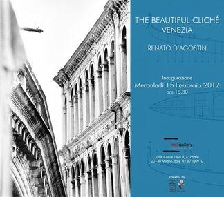 RENATO D'AGOSTIN – THE BEAUTIFUL CLICHÉ – VENEZIA, installation view