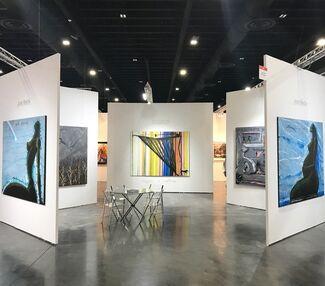 Trotta-Bono Contemporary at Art Palm Beach 2018, installation view
