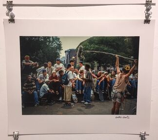 HAROLD HUNTER FOUNDATION/ A BENEFIT PHOTOGRAPHY EXHIBITION, installation view