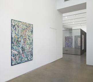 Johannes VanDerBeek: Early Hand, installation view