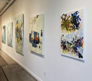 SLATE contemporary's Hallway Gallery, installation view