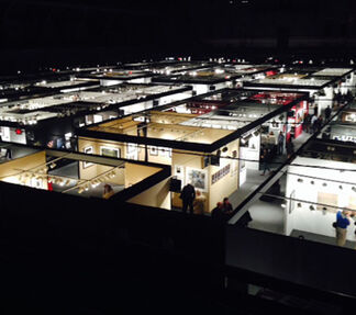 Weston Gallery at AIPAD Photography Show 2014, installation view