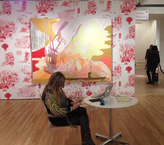 Emerson Dorsch at PULSE New York 2015, installation view