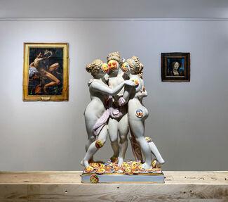 Dope Baroque, installation view