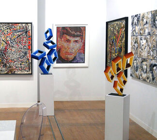 ARDT Gallery at Art Southampton 2015, installation view