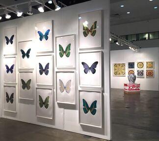 Other Criteria at LA Art Show 2016, installation view
