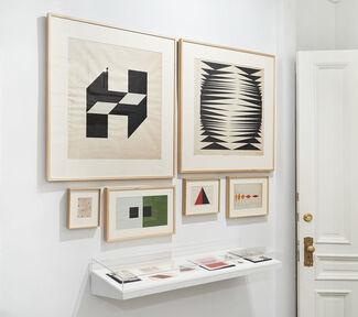 Willys de Castro & Hércules Barsotti, installation view