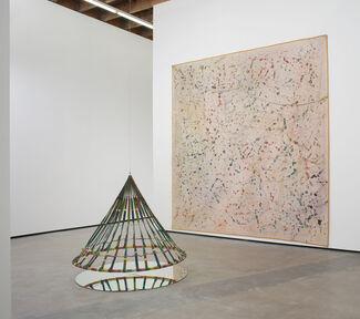 Alan Shields, installation view