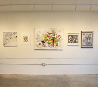 February '18 Group Exhibition, installation view