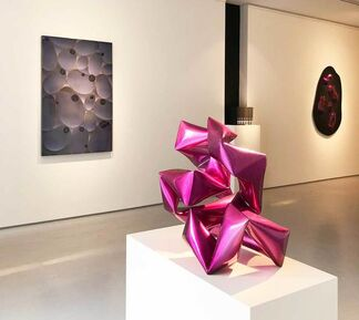 Willi Siber: Catch The Light - solo show, installation view