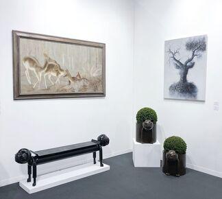 Galerie Dumonteil at artgenève 2018, installation view