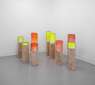 Karim Forlin | Mem | Galerie Laurence Bernard, installation view