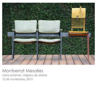 Montserrat Mesalles : obras reciente y objetos de diseño, installation view