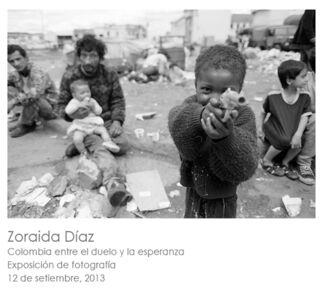 Zoraida Diaz: Colombia entre el duelo y la esperanza, installation view
