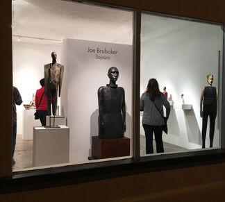 Joe Brubaker - Sojourn, installation view