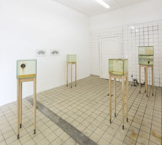 Stian Eide Kluge: The Sexagesimal Angry Seas, installation view