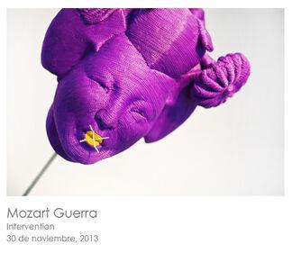 Mozart Guerra: Intervention, installation view