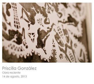 Priscilla Gonzalez: Obra reciente, installation view