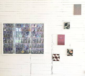 CITIES, LIKE DREAMS, SWAMPS WHERE CEDARS GROW, installation view