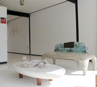 Living in Art III: Metamorphosis, installation view