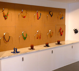 for her: the Unforgettable Jewelry of Gaetano Pesce, installation view