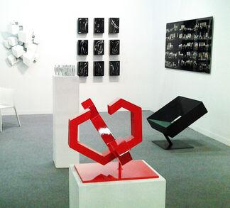 Galerie Olivier Waltman   Waltman Ortega Fine Art at Art Miami New York 2015, installation view