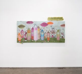 Thomas Campbell: Ampersand, installation view