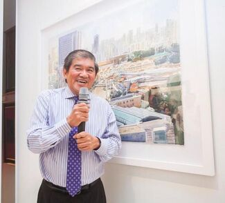 Nostalgia in Transformation by Ong Kim Seng, installation view