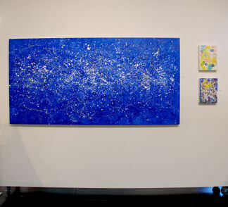 Large and Little: Art Gifts for the Holidays, installation view