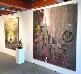 OSME Gallery at SCOPE Basel 2016, installation view