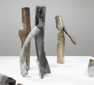 Desert Now: Julius von Bismarck, Julian Charrière & Felix Kiessling, installation view