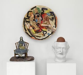 EXPOSED: Heads, Busts, and Nudes, installation view