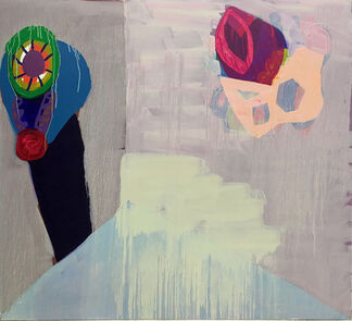 Roberto Alban Galeria de Arte at ArtRio 2016, installation view