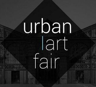 Urban Art Fair, installation view