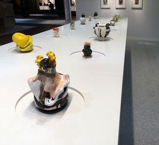 Tibor de Nagy at The Armory Show 2017, installation view
